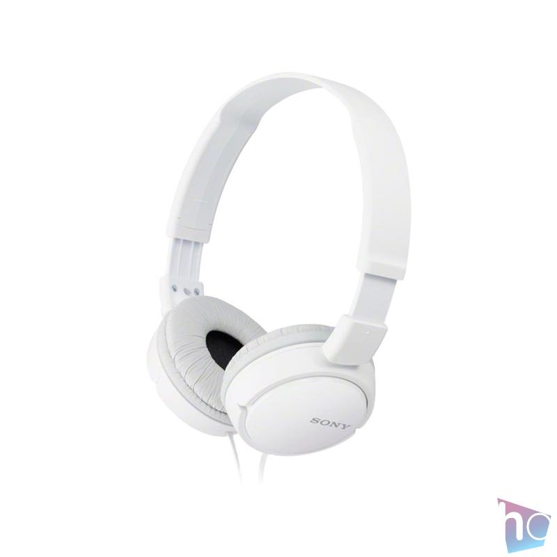 Sony MDRZX110W.AE fehér fejhallgató