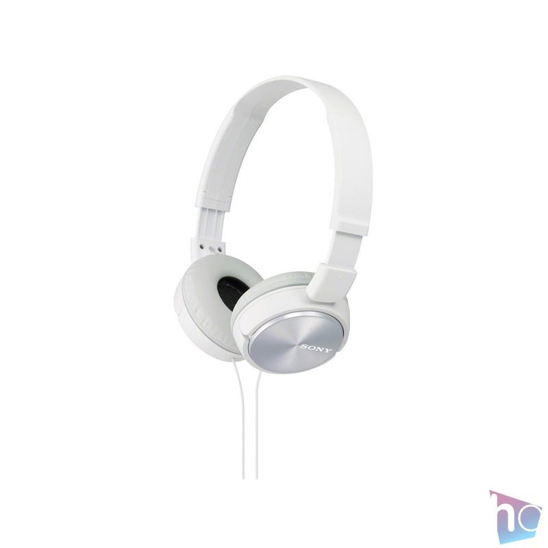 Sony MDRZX310W.AE fehér fejhallgató