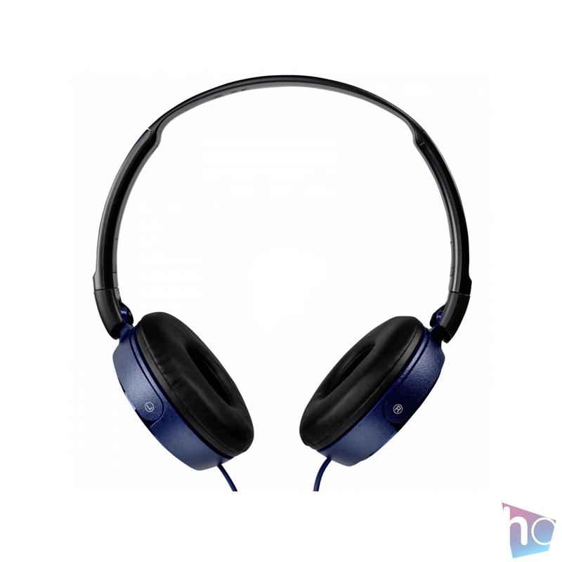 Sony MDRZX310APL.CE7 kék mikrofonos fejhallgató