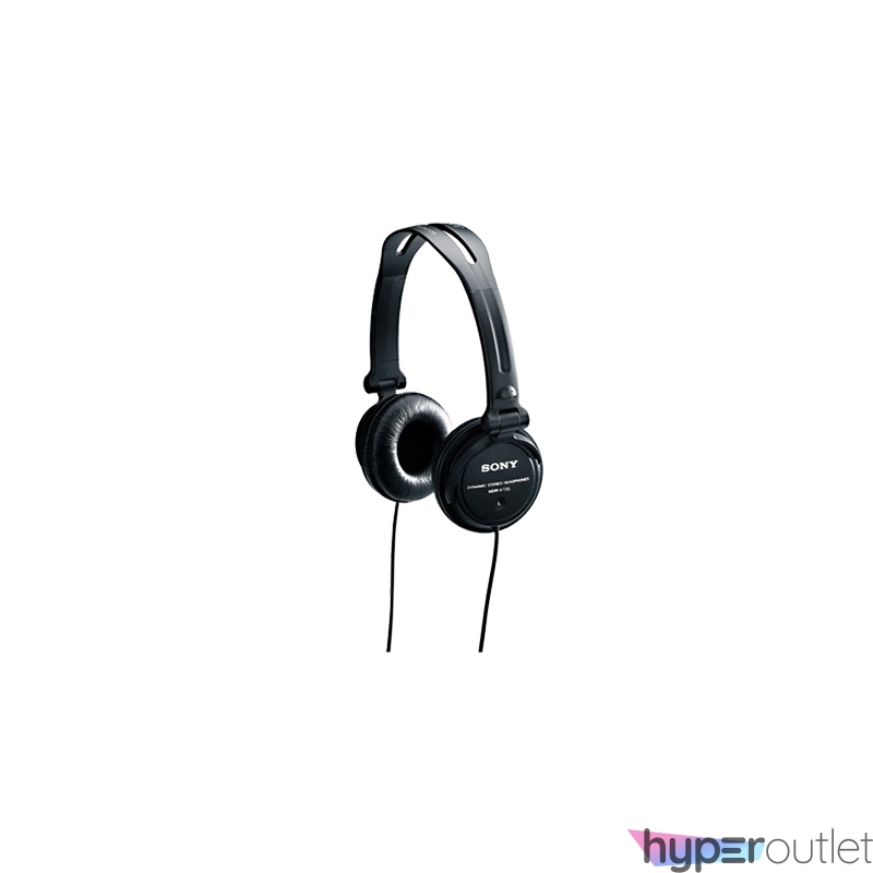 Sony MDRV150.CE7 fekete fejhallgató