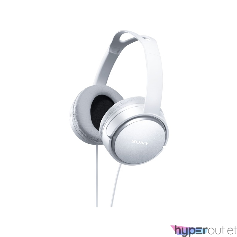 Sony MDRXD150W.AE fehér fejhallgató