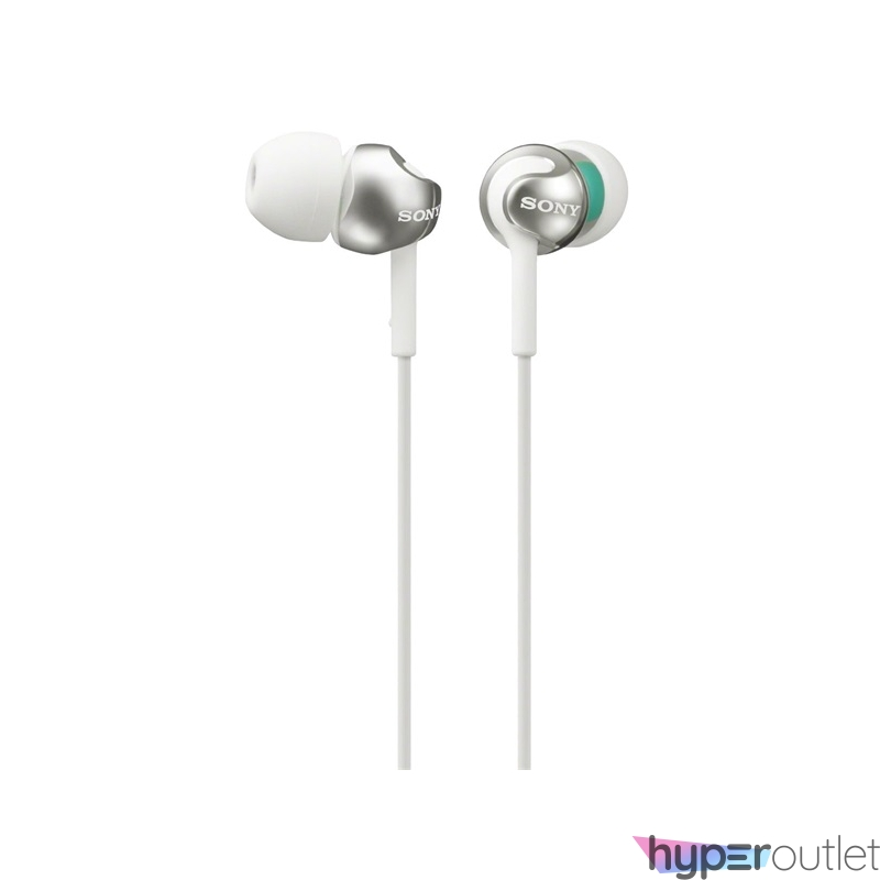 Sony MDREX110LPW.AE fehér fülhallgató