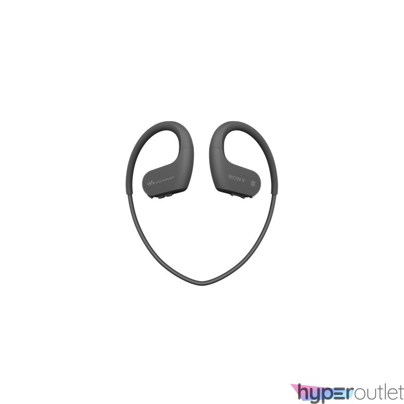 Sony NWWS625B Bluetooth fekete sport fülhallgató headset és 16GB MP3 lejátszó