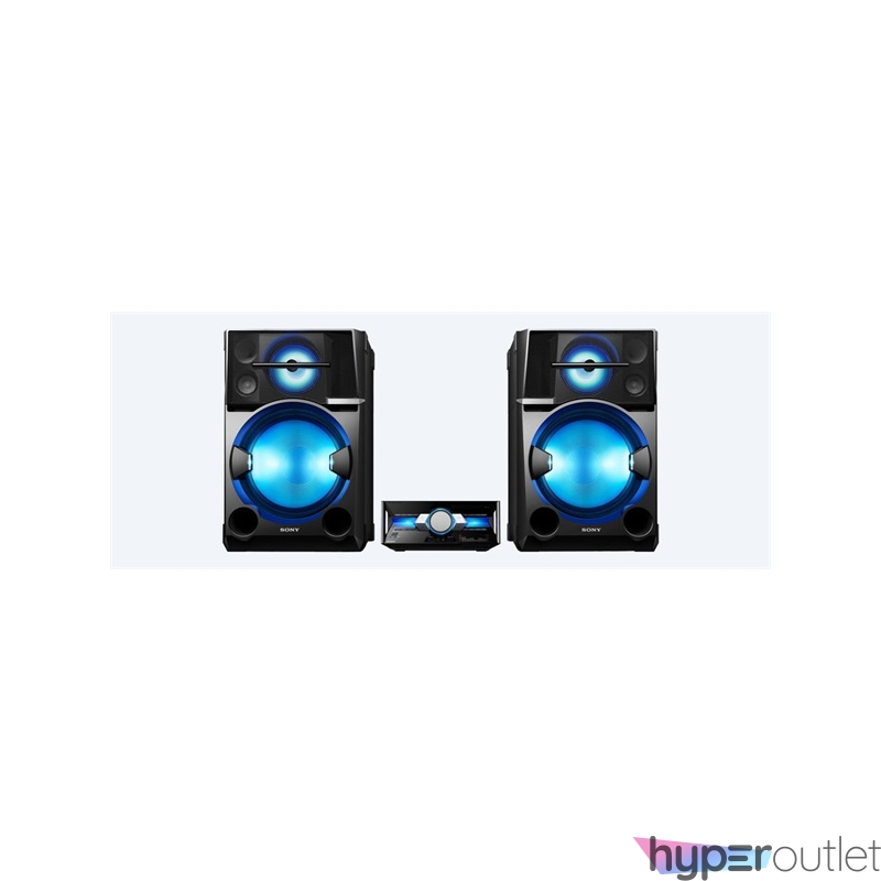 Sony SHAKEX70PN fekete Mini HiFi DVD lejátszóval