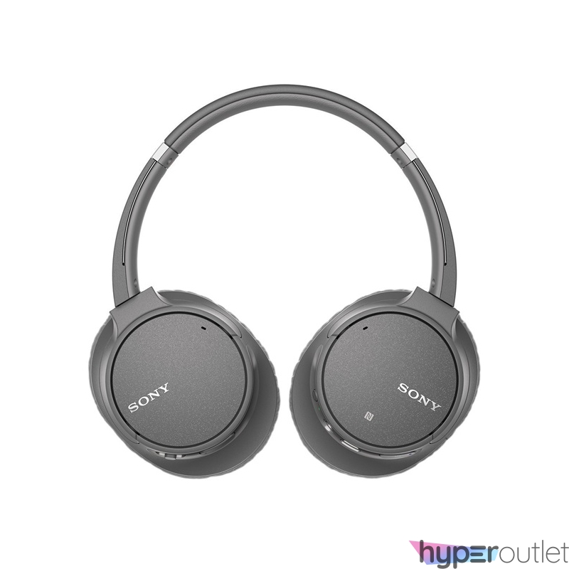 Sony WHCH700NH Bluetooth zajszűrős szürke fejhallgató