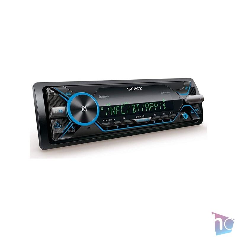 Sony DSXA416BT Bluetooth/USB/MP3 lejátszó autóhifi fejegység