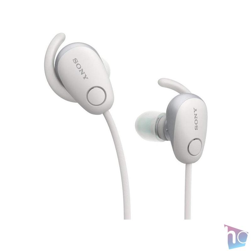 Sony WI-SP600N Bluetooth fehér sport fülhallgató