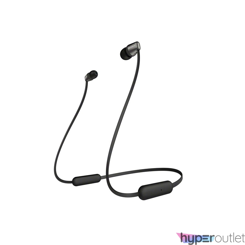 Sony WIC310B Bluetooth fekete fülhallgató headset