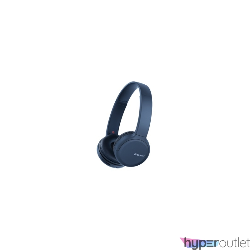 Sony WHCH510L Bluetooth kék mikrofonos fejhallgató