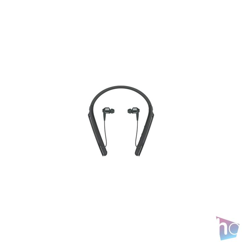 Sony WI1000XM2B Bluetooth zajszűrős fekete nyakpántos fülhallgató