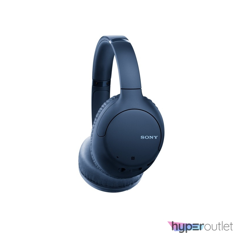 Sony WHCH710NL Bluetooth aktív zajszűrős kék fejhallgató