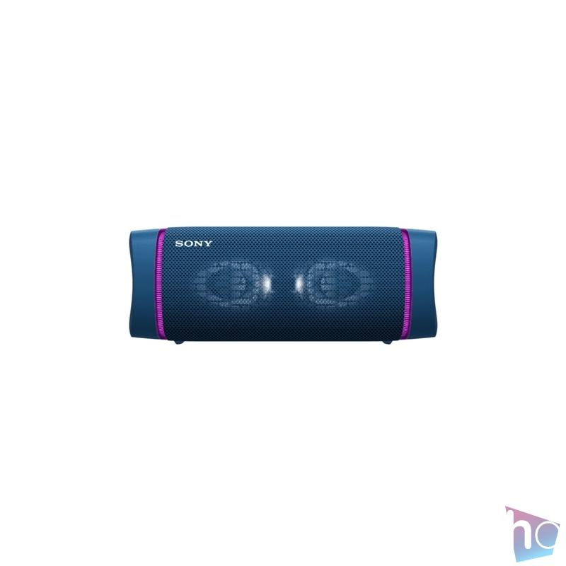 Sony SRS-XB33 világoskék hordozható Bluetooth hangszóró