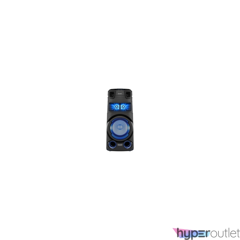 Sony MHC-V73D Bluetooth fekete party hangszóró
