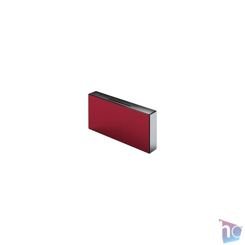 Sony CMTX3CDR Bluetooth piros Mikro Hifi