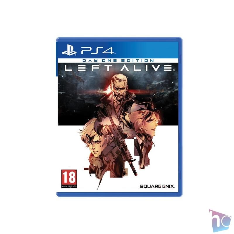 Left Alive PS4 játékszoftver