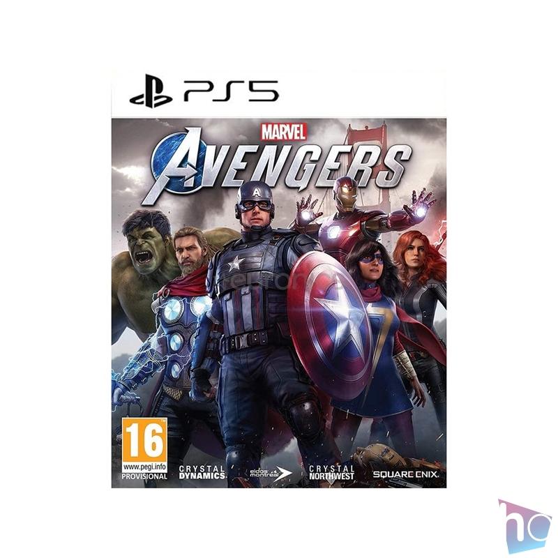 Marvel`s Avengers PS5 játékszoftver