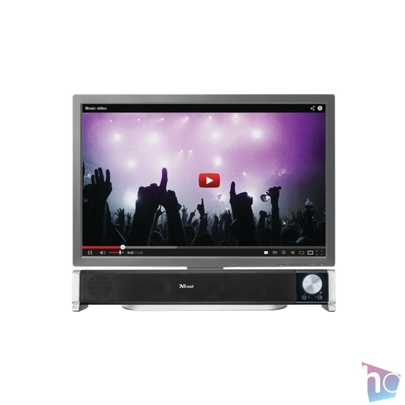 Trust Asto Sound Bar 2.0 12W fekete PC hangszóró