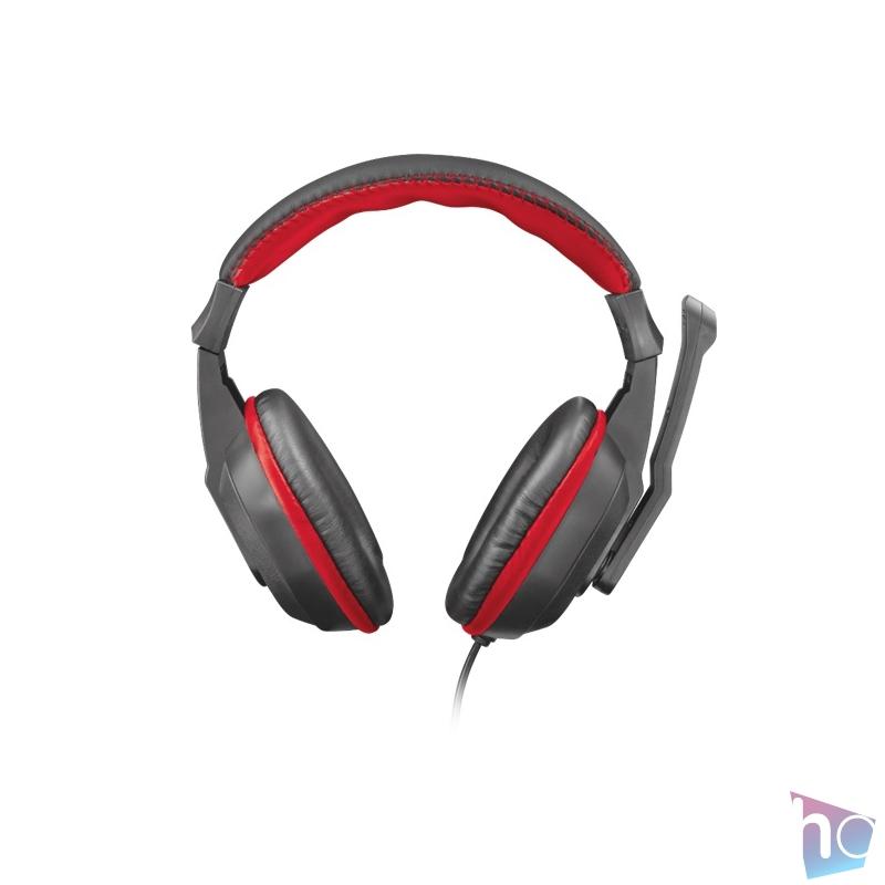 Trust Ziva gamer fejhallgató headset