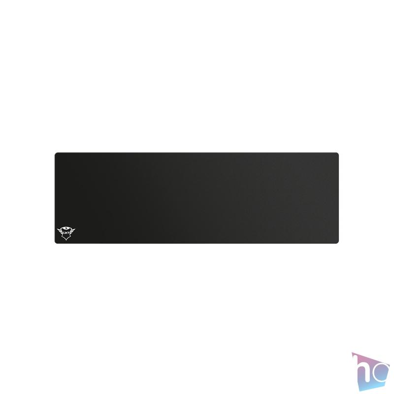 Trust GXT 758 fekete XL gamer egérpad XL