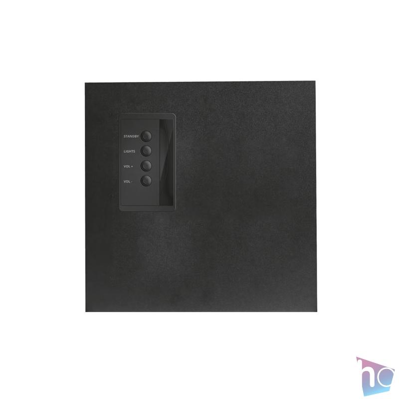 Trust GXT 629 Tytan 2.1 Speaker RGB jack 120W fa gamer hangszóró