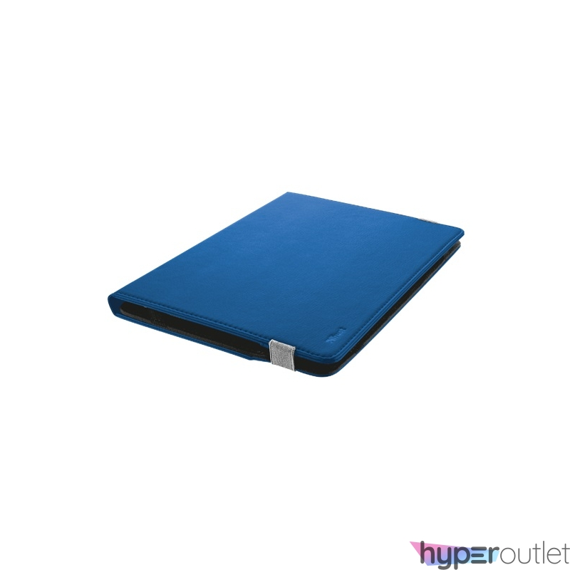 "Trust Primo Folio 10""-os kék tablet tok"