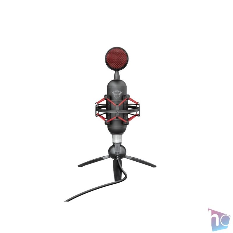 Trust GXT 244 Buzz Streaming USB gamer mikrofon