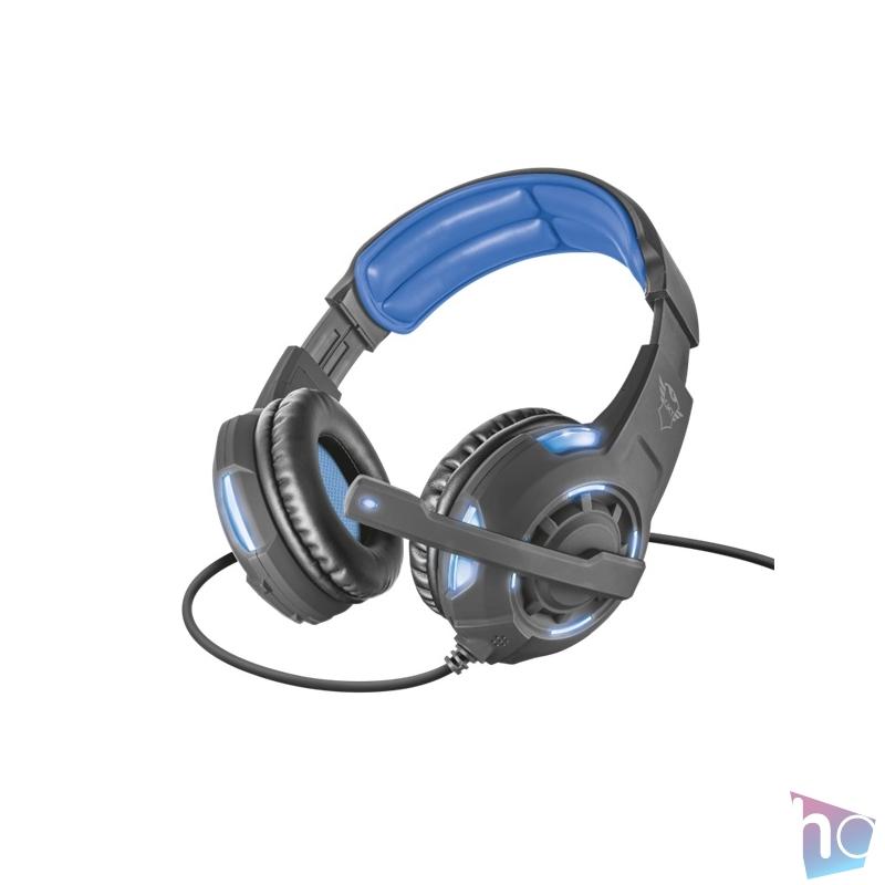 Trust GXT 350 Radius 7.1 Surround USB gamer fejhallgató headset
