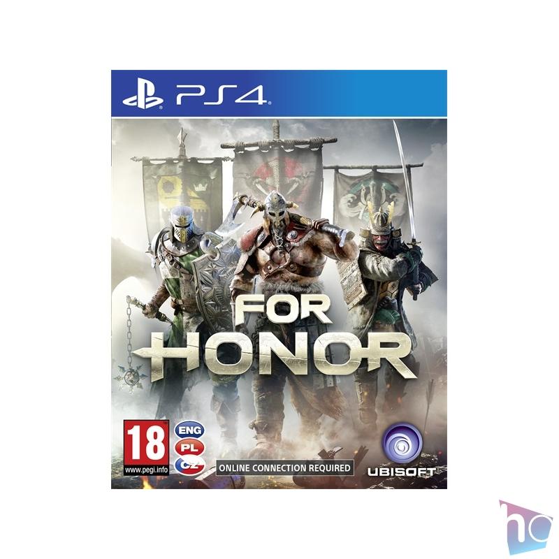 For Honor PS4 játékszoftver