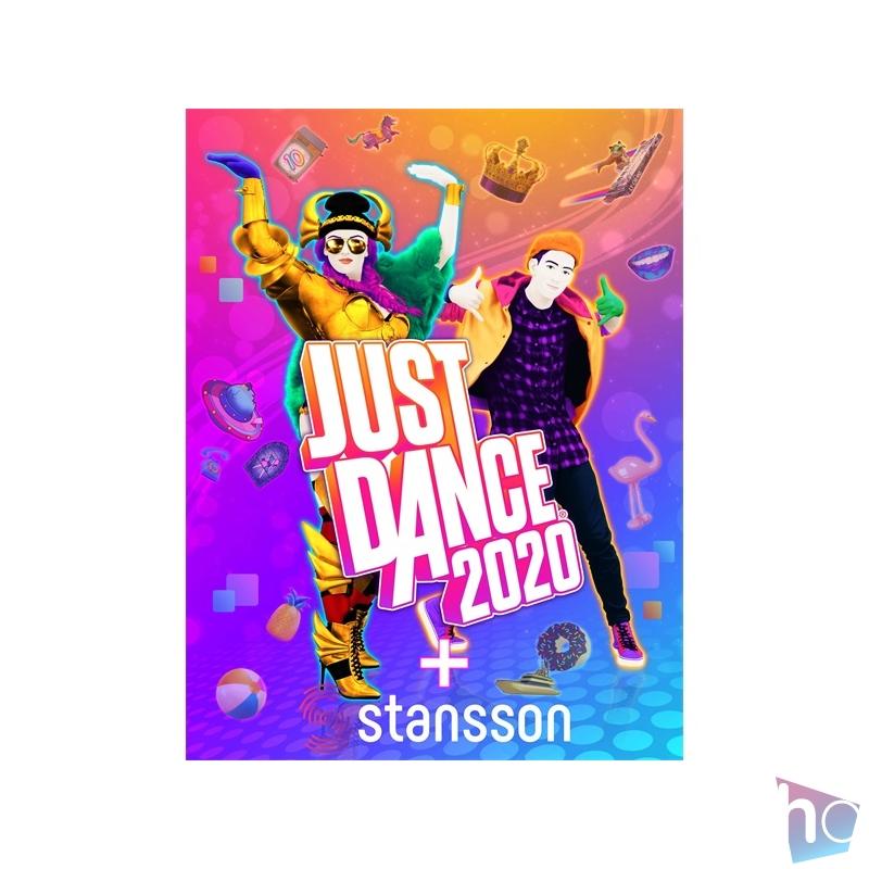 Just Dance 2020 Nintendo Switch játékszoftver + Stansson BSC375K kék Bluetooth speaker csomag