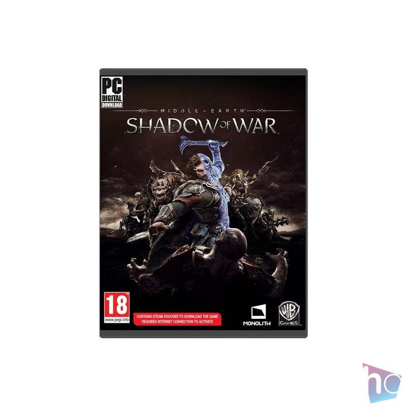 Middle-Earth: Shadow of War PC játékszoftver