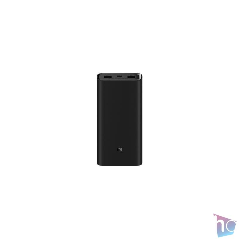 Xiaomi Redmi VXN4304GL 18W 20000 mAh gyorstöltő fekete powerbank
